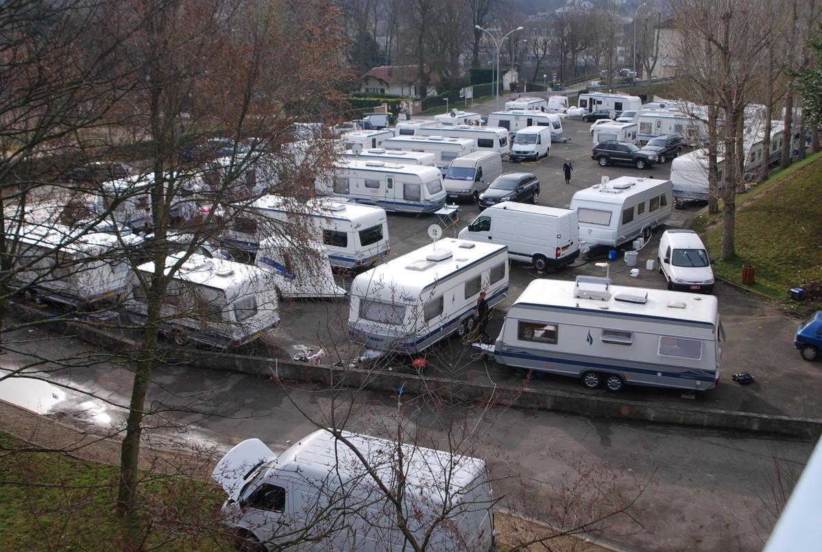 Fabuleux accueil des Gens du Voyage Orléans la Source | Mon oeil sur l'In  RI53