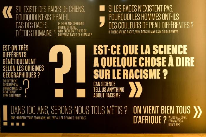 Expo Nous et les Autres - 4 Le racisme en questions 01